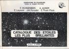 Observatoire de Strasbourg - Centre de données stellaires. - Catalogue des étoiles les plus brillantes.. [COLLECTIF]