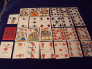 Harlequin Playing Cards..