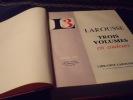 Le L3  -Larousse En Trois Volumes En Couleurs .. Auger - Gillon - Hollier-Larousse