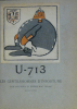 U-713 ou Les gentilshommes d'infortune. Texte de Pierre Mac Orlan. Dessins (clichés au trait) de Gus Bofa.. MAC ORLAN, Pierre ; BOFA, Gus.