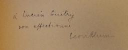 Nouvelles conversations de Goethe avec Eckermann 1897-1900.. [BLUM, Léon].