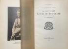 Un officier français au Maroc LE LIEUTENANT LOUIS DE BONNEVIE d'après son carnet de route et sa correspondance.. Chagny, André