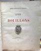 Livre des Bouillons, Archives municipales de Bordeaux.  Archives Municipales de Bordeaux