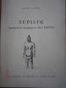 Tupilek. Statuettes magiques des Eskimo. Vers 1950.. GESSAIN R. (Docteur)
