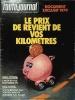 L'auto-journal 1979 N° 1.. L'AUTO-JOURNAL 1979