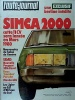 L'auto-journal 1979 N° 5.. L'AUTO-JOURNAL 1979