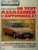 L'auto-journal 1979 N° 17.. L'AUTO-JOURNAL 1979