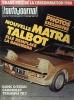 L'auto-journal 1980 N° 11.. L'AUTO-JOURNAL 1980