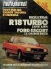L'auto-journal 1980 N° 17.. L'AUTO-JOURNAL 1980