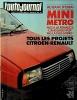 L'auto-journal 1981 N° 5.. L'AUTO-JOURNAL 1981