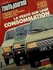 L'auto-journal 1981 N° 8.. L'AUTO-JOURNAL 1981