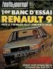 L'auto-journal 1981 N° 16.. L'AUTO-JOURNAL 1981