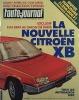 L'auto-journal 1981 N° 22.. L'AUTO-JOURNAL 1981