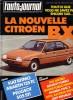 L'auto-journal 1982 N° 11.. L'AUTO-JOURNAL 1982