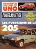 L'auto-journal 1983 N° 2.. L'AUTO-JOURNAL 1983