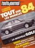 L'auto-journal 1983 N° 12.. L'AUTO-JOURNAL 1983