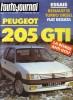 L'auto-journal 1984 N° 1.. L'AUTO-JOURNAL 1984