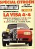 L'auto-journal 1984 N° 3.. L'AUTO-JOURNAL 1984