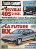 L'auto-journal 1988 N° 3.. L'AUTO-JOURNAL 1988