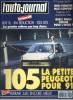L'auto-journal 1989 N° 19.. L'AUTO-JOURNAL 1989