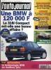L'auto-journal 1994 N° 8.. L'AUTO-JOURNAL 1994