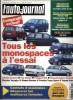 L'auto-journal 1994 N° 11.. L'AUTO-JOURNAL 1994
