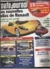 L'auto-journal 1995 N° 403.. L'AUTO-JOURNAL 1995