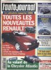 L'auto-journal 1995 N° 408.. L'AUTO-JOURNAL 1995