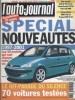 L'auto-journal 1996 N° 437.. L'AUTO-JOURNAL 1996