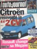 L'auto-journal 1996 N° 439.. L'AUTO-JOURNAL 1996