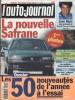 L'auto-journal 1996 N° 440.. L'AUTO-JOURNAL 1996
