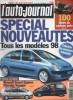 L'auto-journal 1997 N° 478.. L'AUTO-JOURNAL 1997