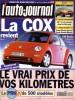 L'auto-journal 1998 N° 481.. L'AUTO-JOURNAL 1998