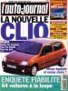 L'auto-journal 1998 N° 482.. L'AUTO-JOURNAL 1998