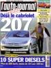 L'auto-journal 1998 N° 483.. L'AUTO-JOURNAL 1998