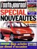 L'auto-journal 1998 N° 489.. L'AUTO-JOURNAL 1998