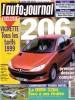L'auto-journal 1998 N° 492.. L'AUTO-JOURNAL 1998