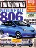 L'auto-journal 1998 N° 493.. L'AUTO-JOURNAL 1998