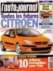 L'auto-journal 1998 N° 494.. L'AUTO-JOURNAL 1998
