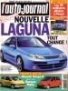 L'auto-journal 1998 N° 496.. L'AUTO-JOURNAL 1998