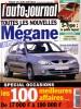 L'auto-journal 1998 N° 501.. L'AUTO-JOURNAL 1998