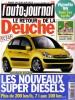 L'auto-journal 1998 N° 502.. L'AUTO-JOURNAL 1998