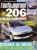 L'auto-journal 1998 N° 505.. L'AUTO-JOURNAL 1998