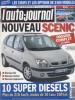 L'auto-journal 1999 N° 520.. L'AUTO-JOURNAL 1999
