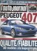 L'auto-journal 1999 N° 526.. L'AUTO-JOURNAL 1999