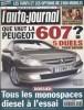 L'auto-journal 1999 N° 528.. L'AUTO-JOURNAL 1999