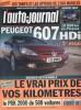 L'auto-journal 2000 N° 534.. L'AUTO-JOURNAL 2000