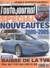 L'auto-journal 2000 N° 540.. L'AUTO-JOURNAL 2000