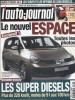 L'auto-journal 2000 N° 541.. L'AUTO-JOURNAL 2000