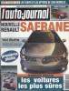 L'auto-journal 2000 N° 545.. L'AUTO-JOURNAL 2000